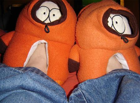 OMG eles mataram Kenny e chinelos feitos foram dele